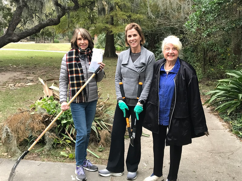 Founder's Fund Popp's Fountain Clean-Up