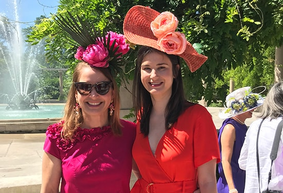 2019 Heart of the Park Hat Luncheon