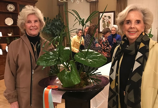 Joint flower show